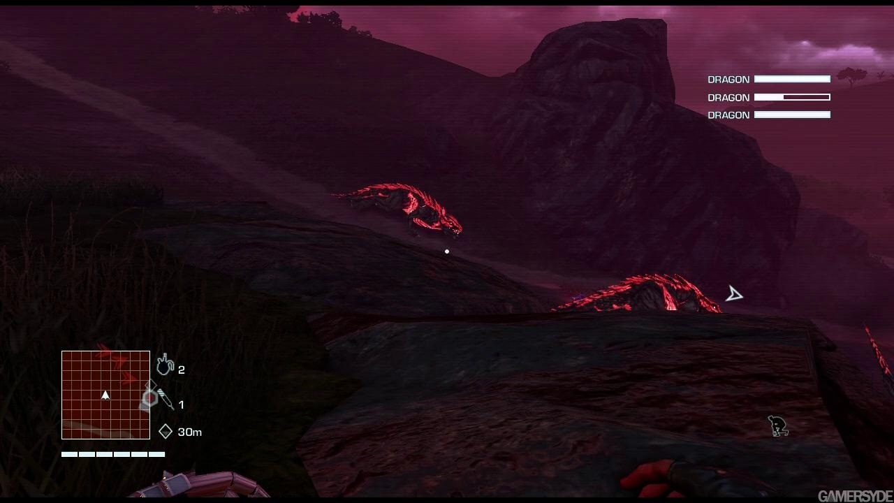 far cry 3 blood dragon gameplay pc