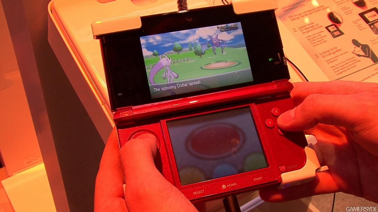 Pokémon X & Y - Mega Evolution