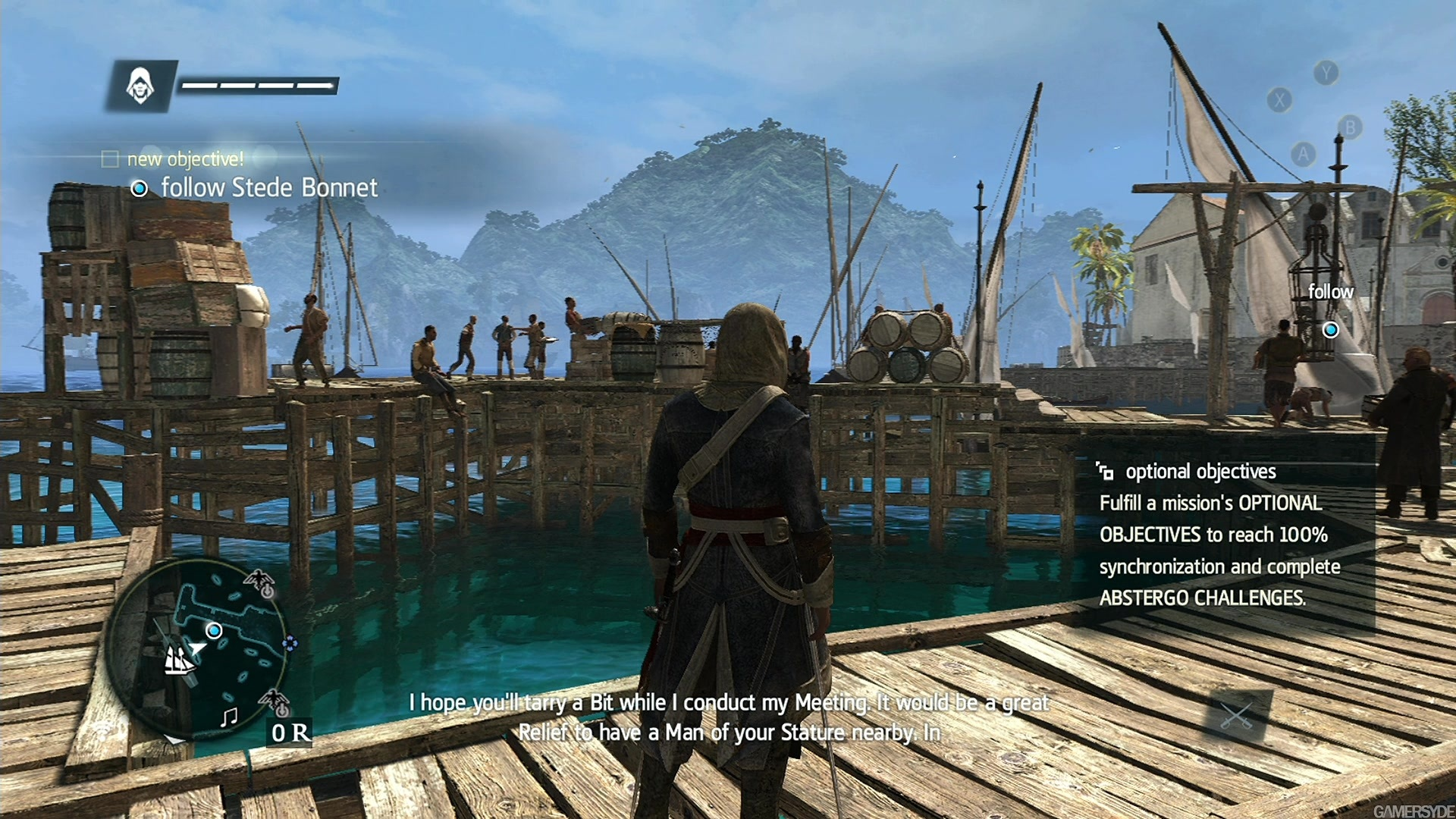 Assassin S Creed Iv Black Flag Gameplay 2 Sound Issue High