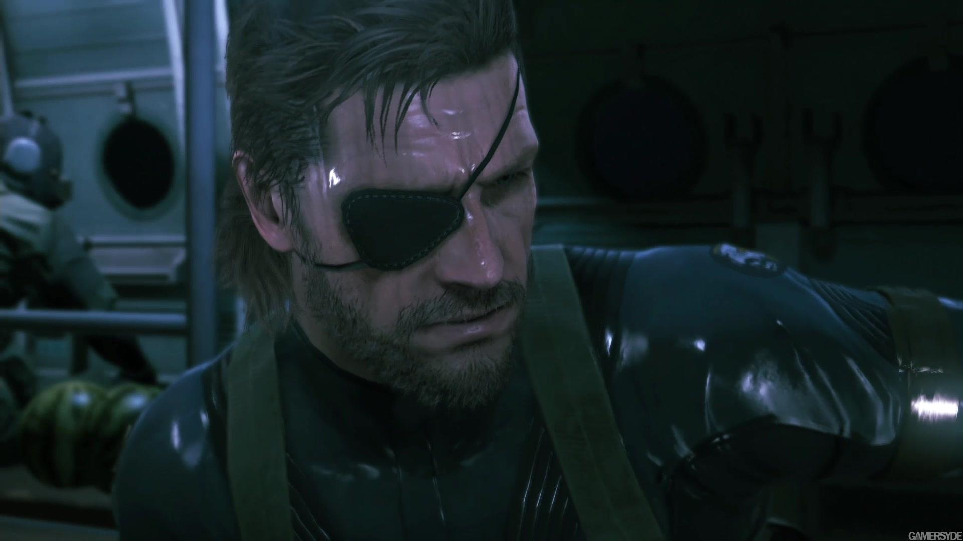 Metal Gear Solid V Ground Zeroes Jamais Vu Trailer