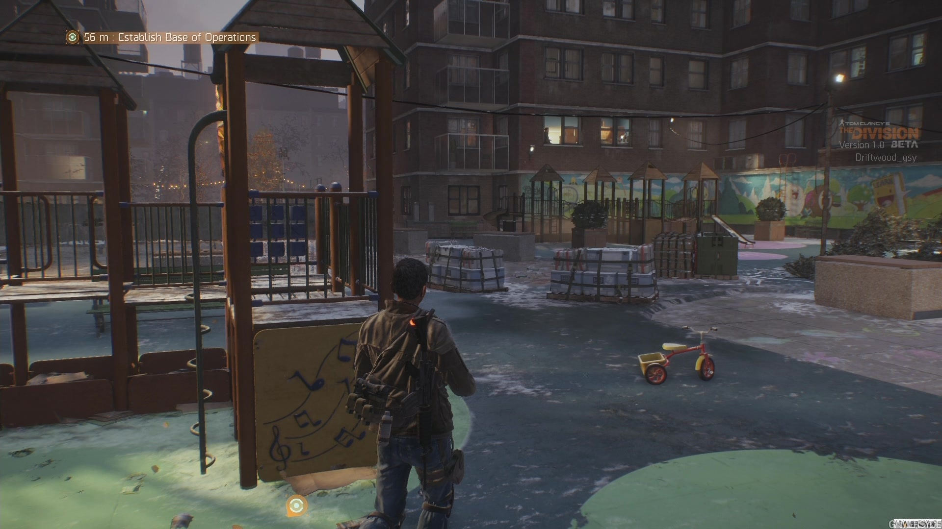Tom Clancy's The Division - NYC #2 - PS4 beta