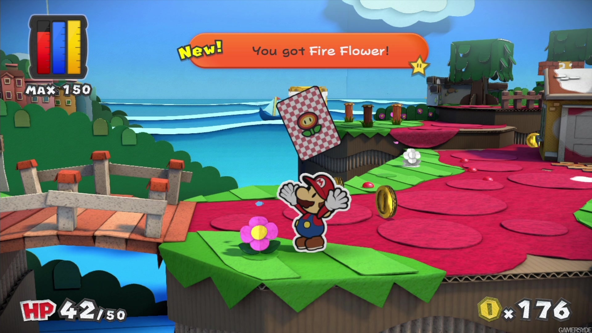 Paper Mario Color Splash Gameplay 7 High Quality Stream And