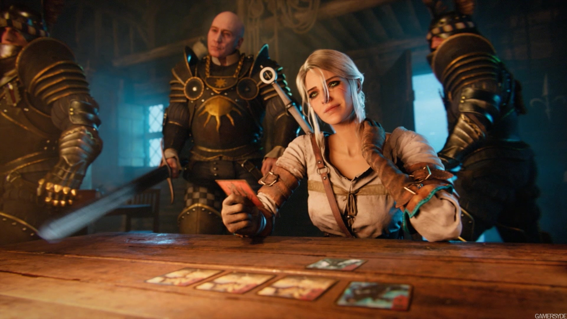 gwent the witcher card game  cinematic trailer  high