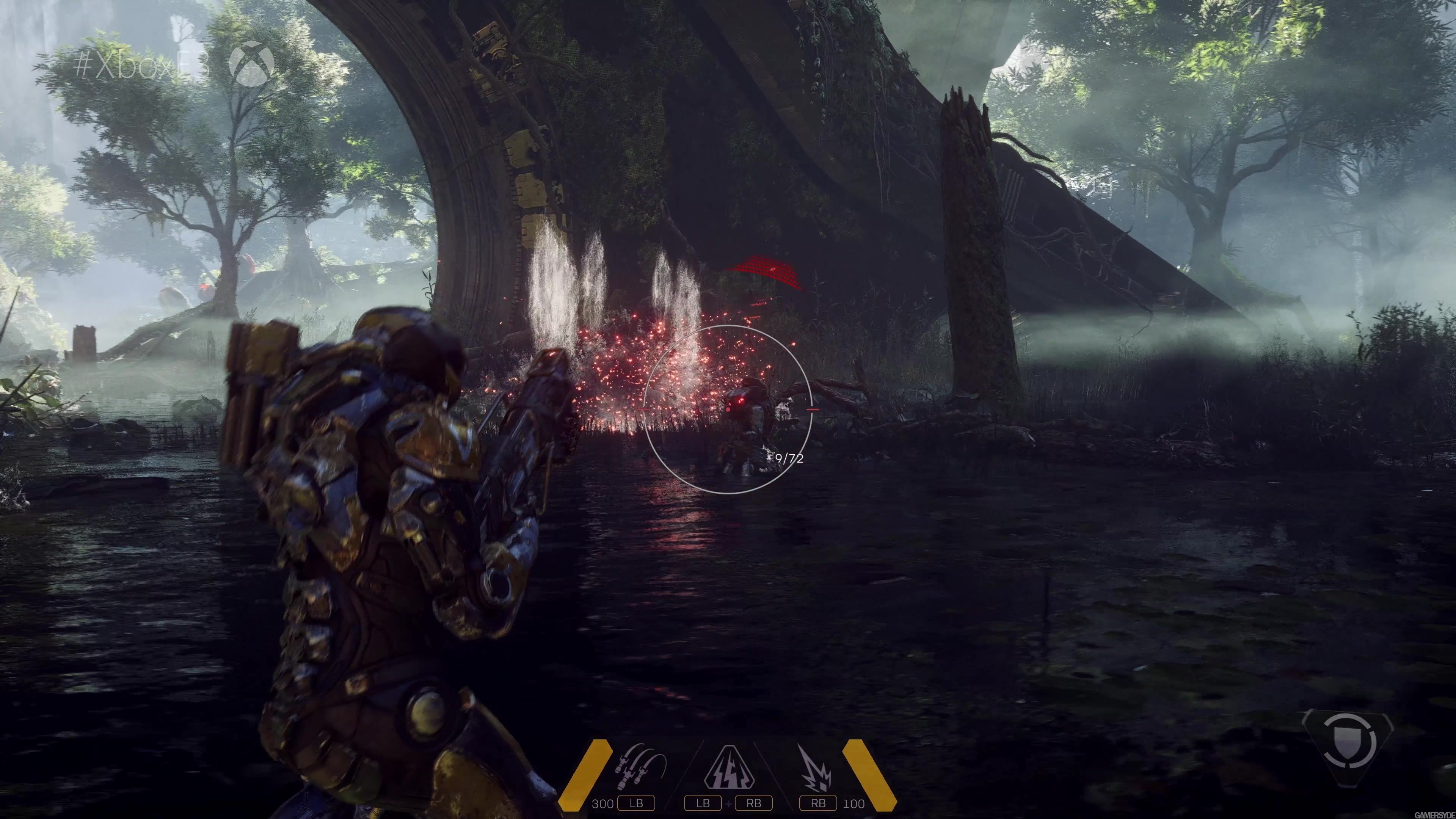 Anthem E3 Gameplay 4k Part 2 High Quality Stream And Download Gamersyde