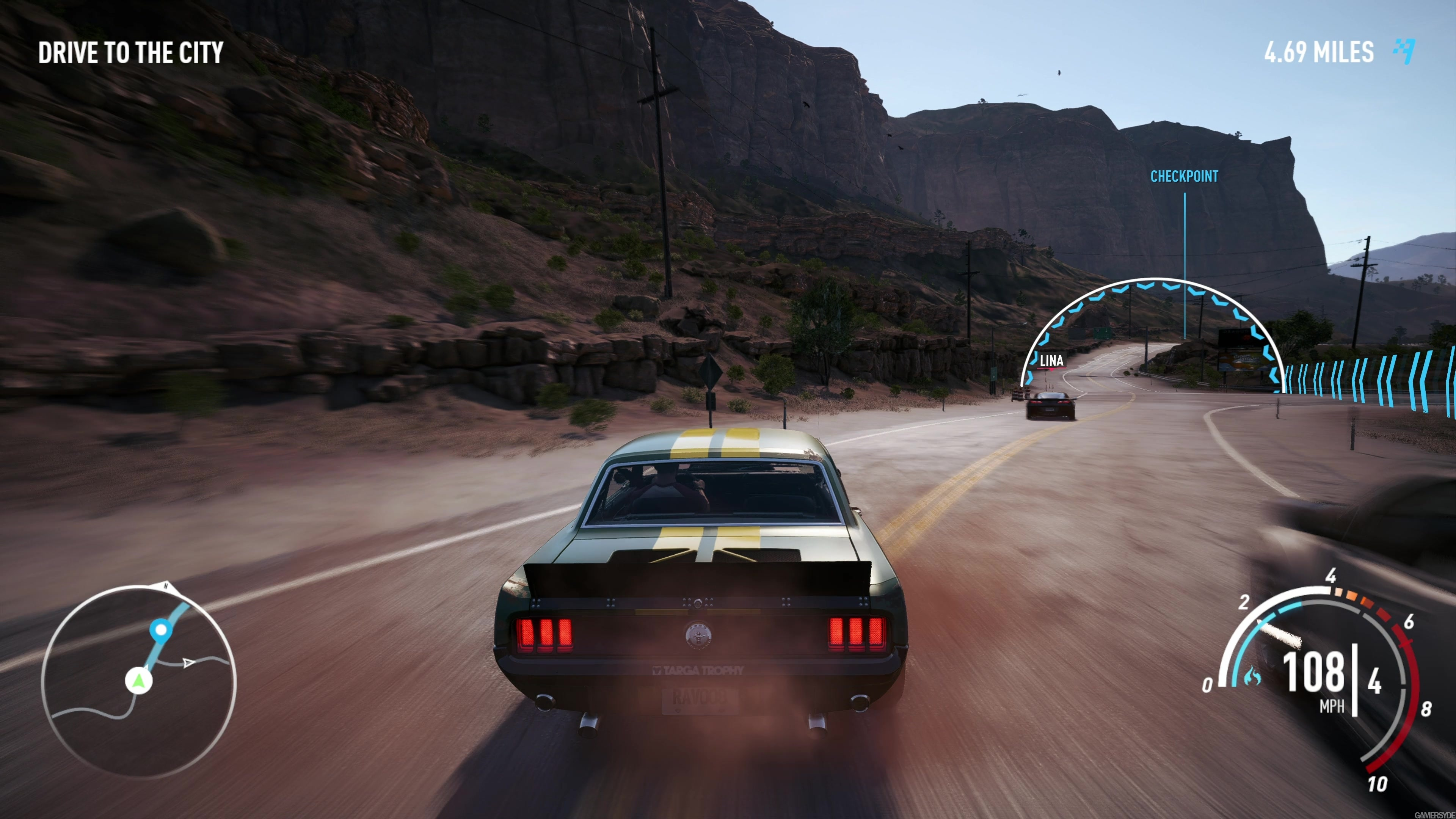Need For Speed Payback Xbox One X Nfs Payback 1 High