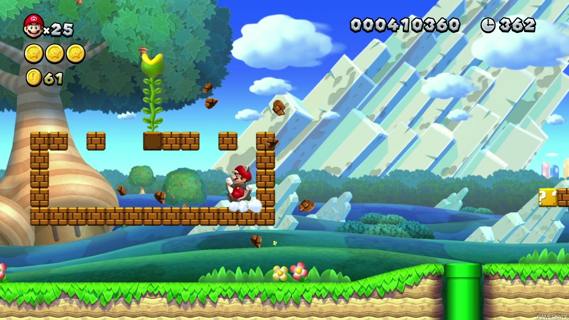 New Super Mario Bros U Deluxe Gameplay 1 High Quality Stream