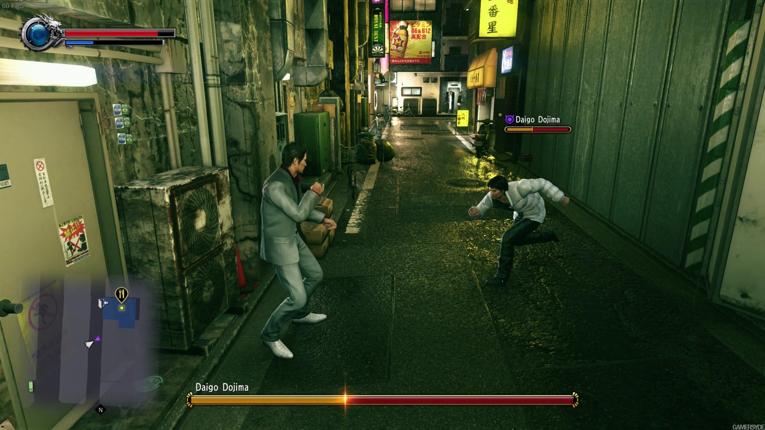 Yakuza Kiwami 2 - Gameplay #4 (PC/1440p)