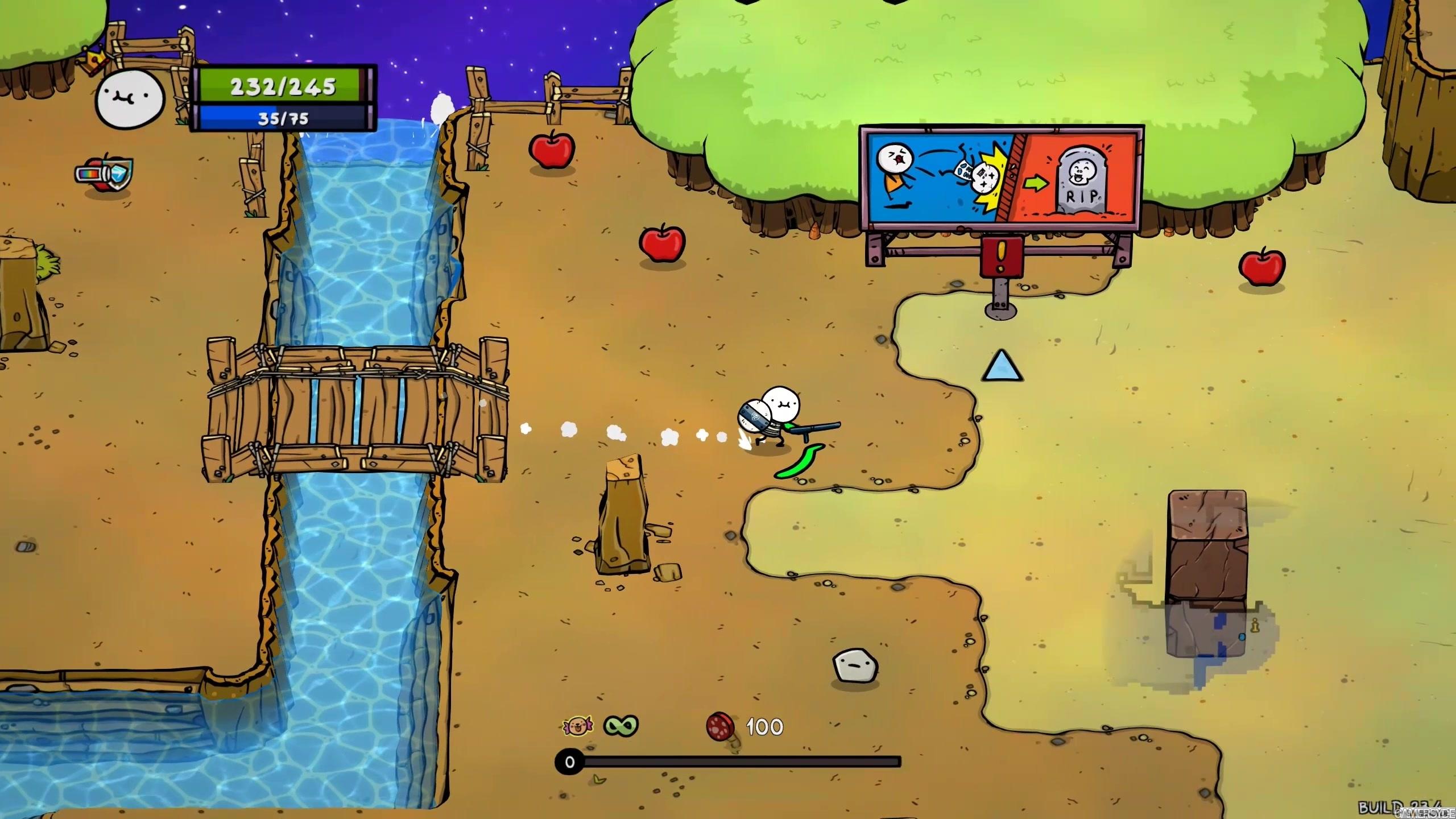 Super Cane Magic Zero - Gameplay #2 (PC - 1440p)