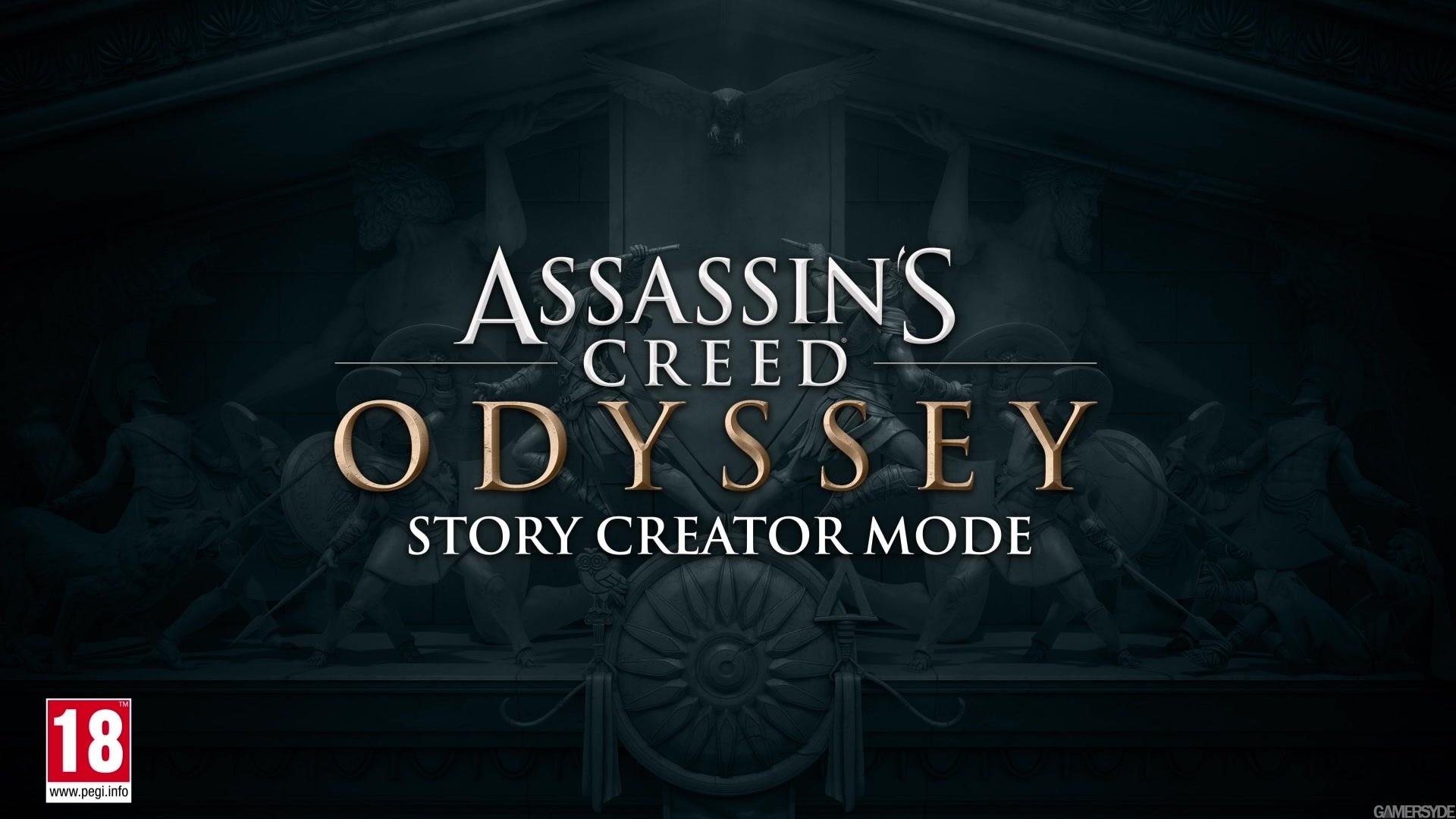 assassins creed odyssey story so far - HD1920×1080