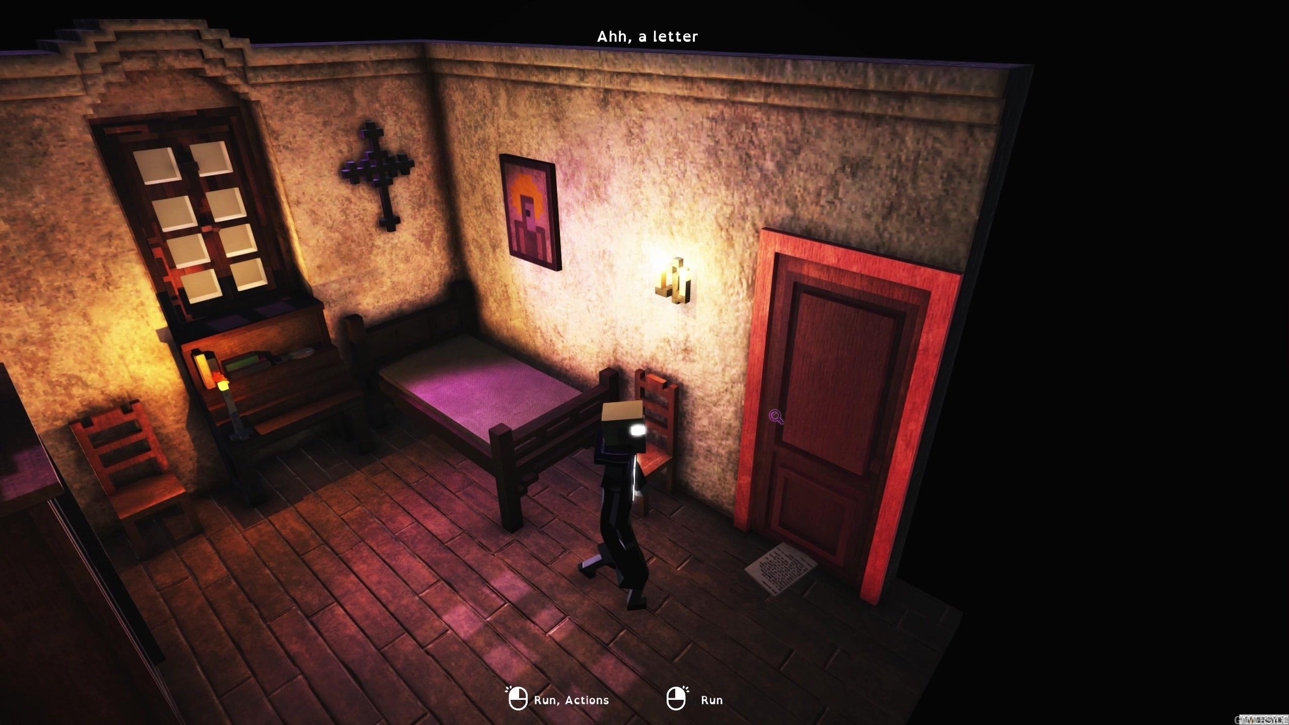 The Padre - Gameplay #1 (PC - 1440p)