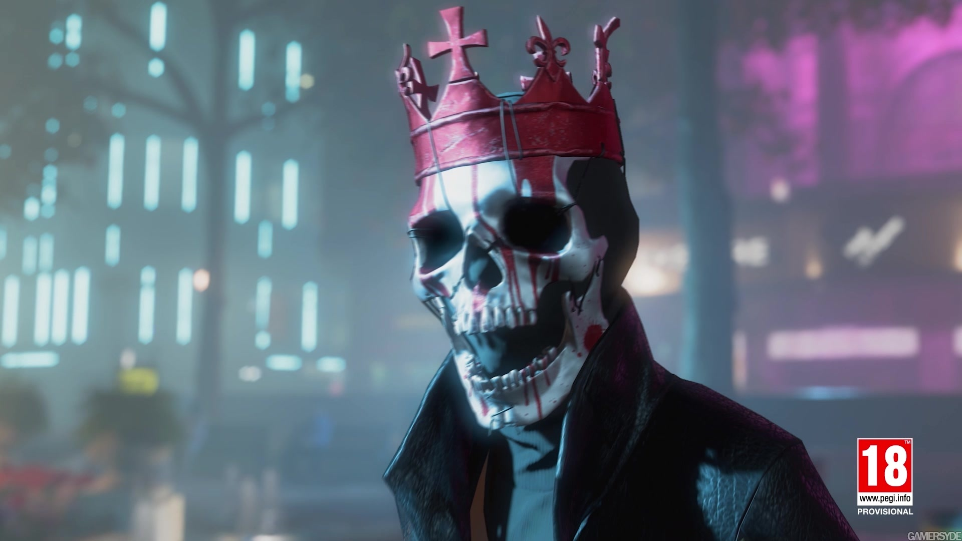 Watch Dogs Legion Gc Trailer High Quality Stream And Download Gamersyde