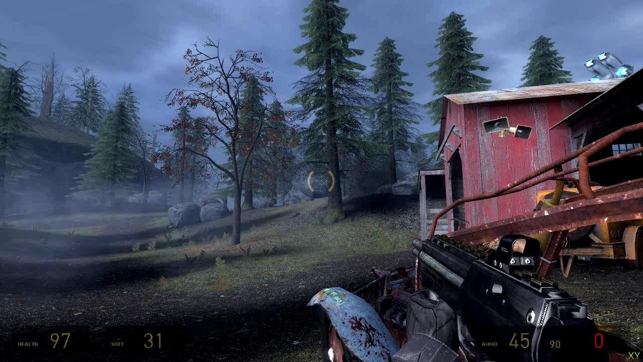 Half-Life 2: Episode 1 & 2 - Gameplay 5