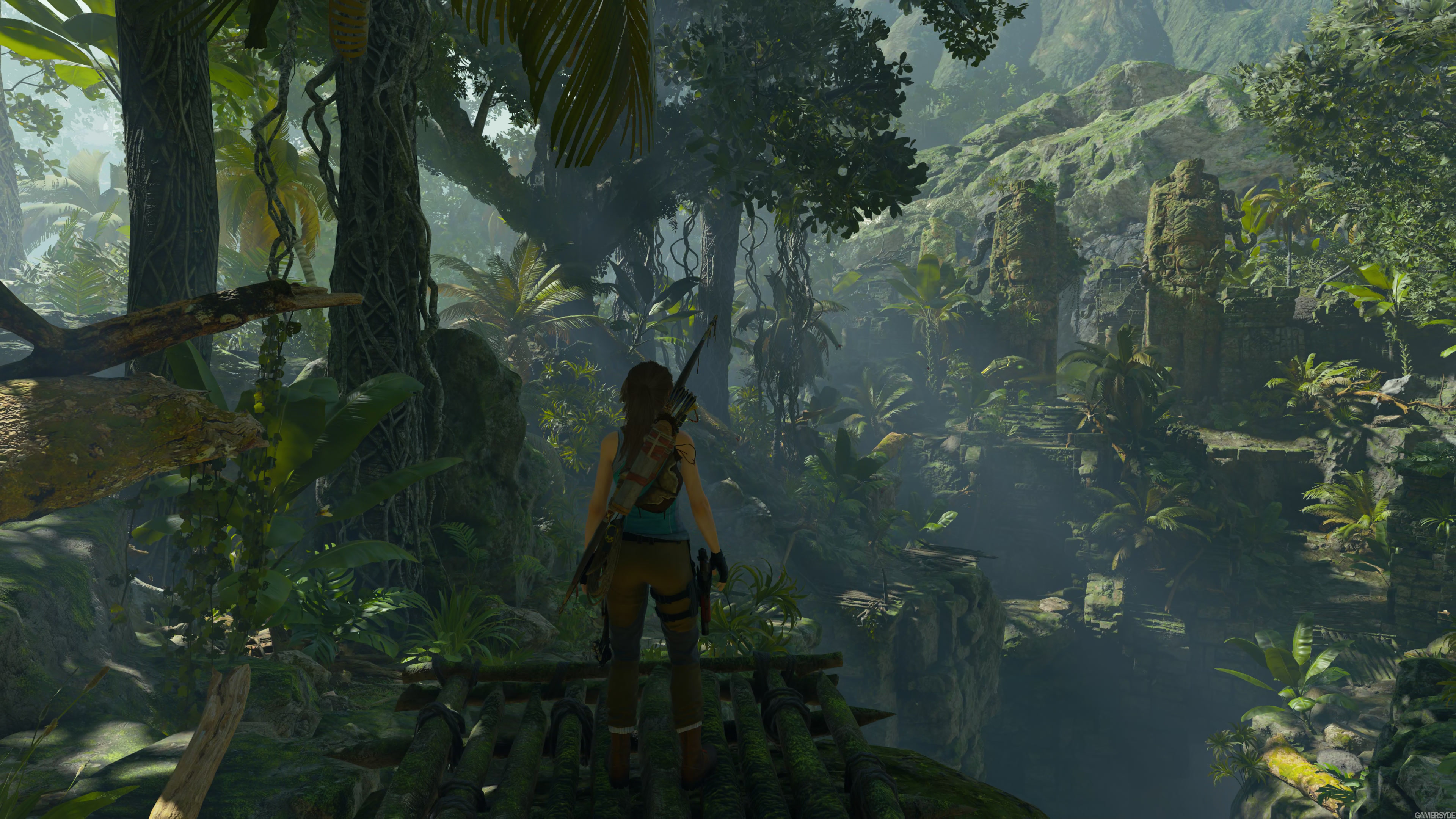 Shadow Of The Tomb Raider Hdr Gameplay 2 Pc High Quality