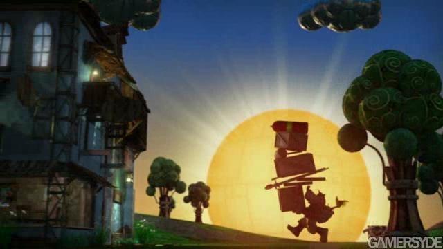 Banjo-Kazooie: Nuts & Bolts - E3 trailer