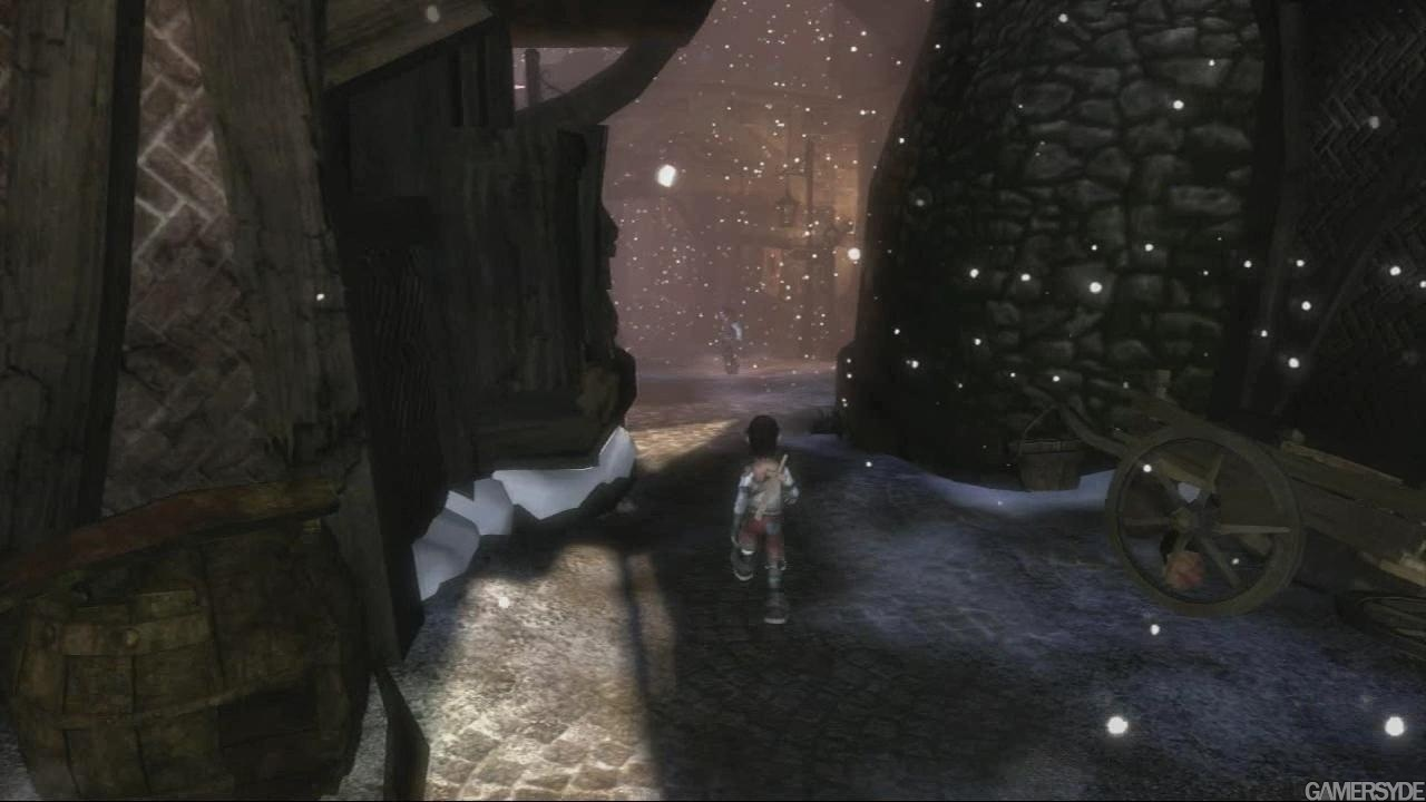Fable 2 - E3: Fable 2 gameplay