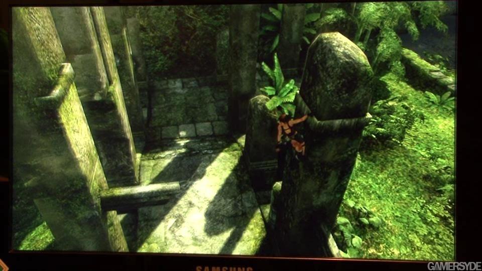 Tomb Raider Underworld Gc08 Gameplay High Quality Stream And