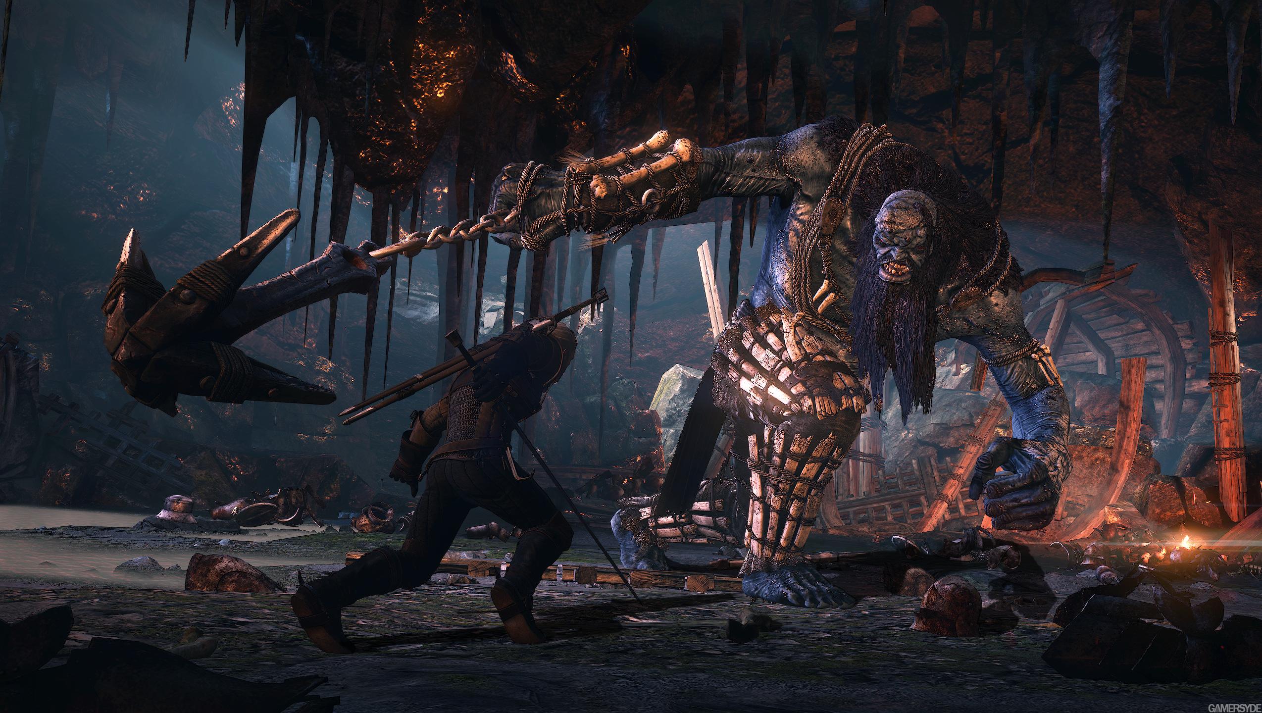 Witcher 3 Gameplay Details.
