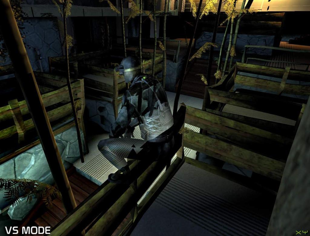 Splinter Cell 3 Vs Mode Images Gamersyde
