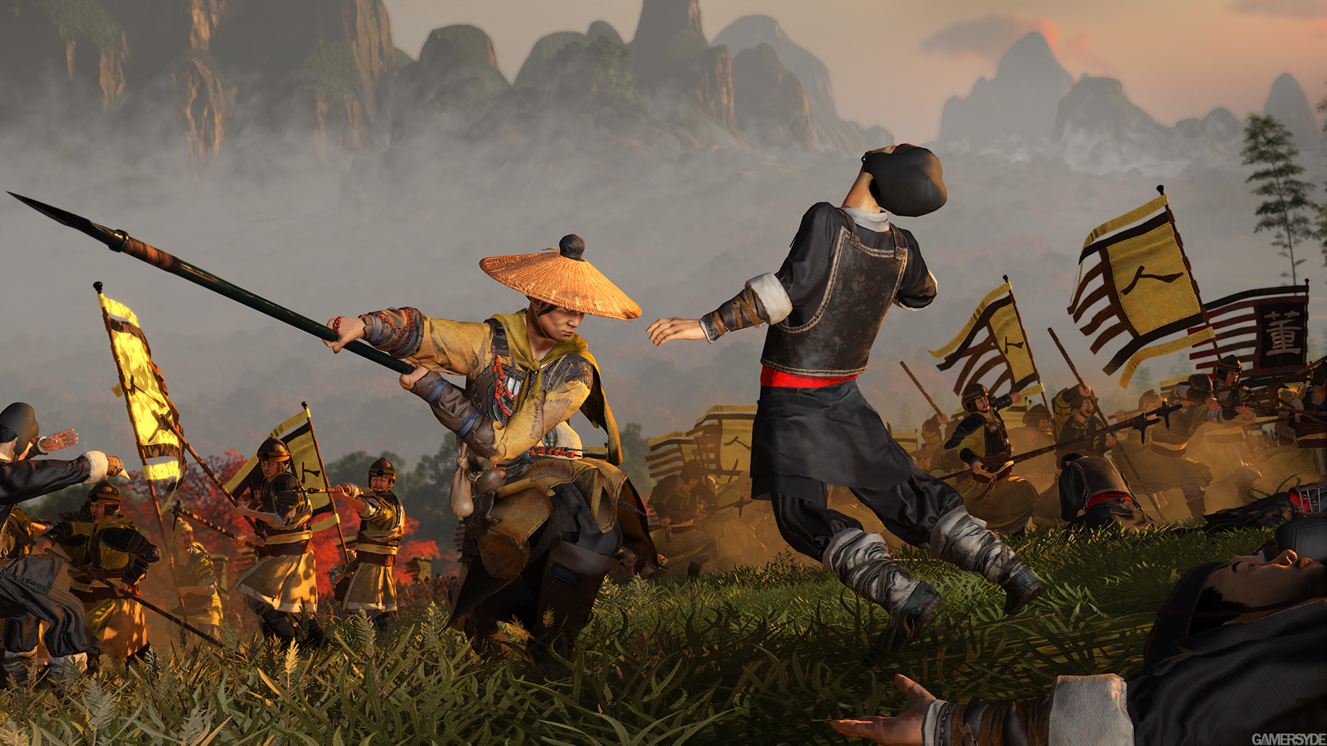 Total War Three Kingdoms Launches This Week Gamersyde
